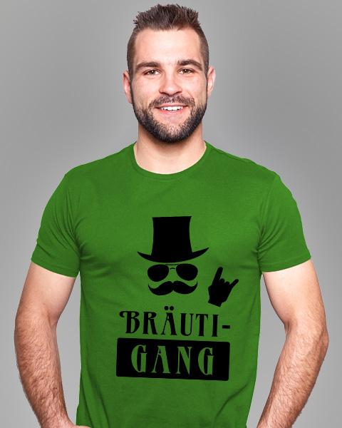 Bräutigang JGA T-Shirts für Männer